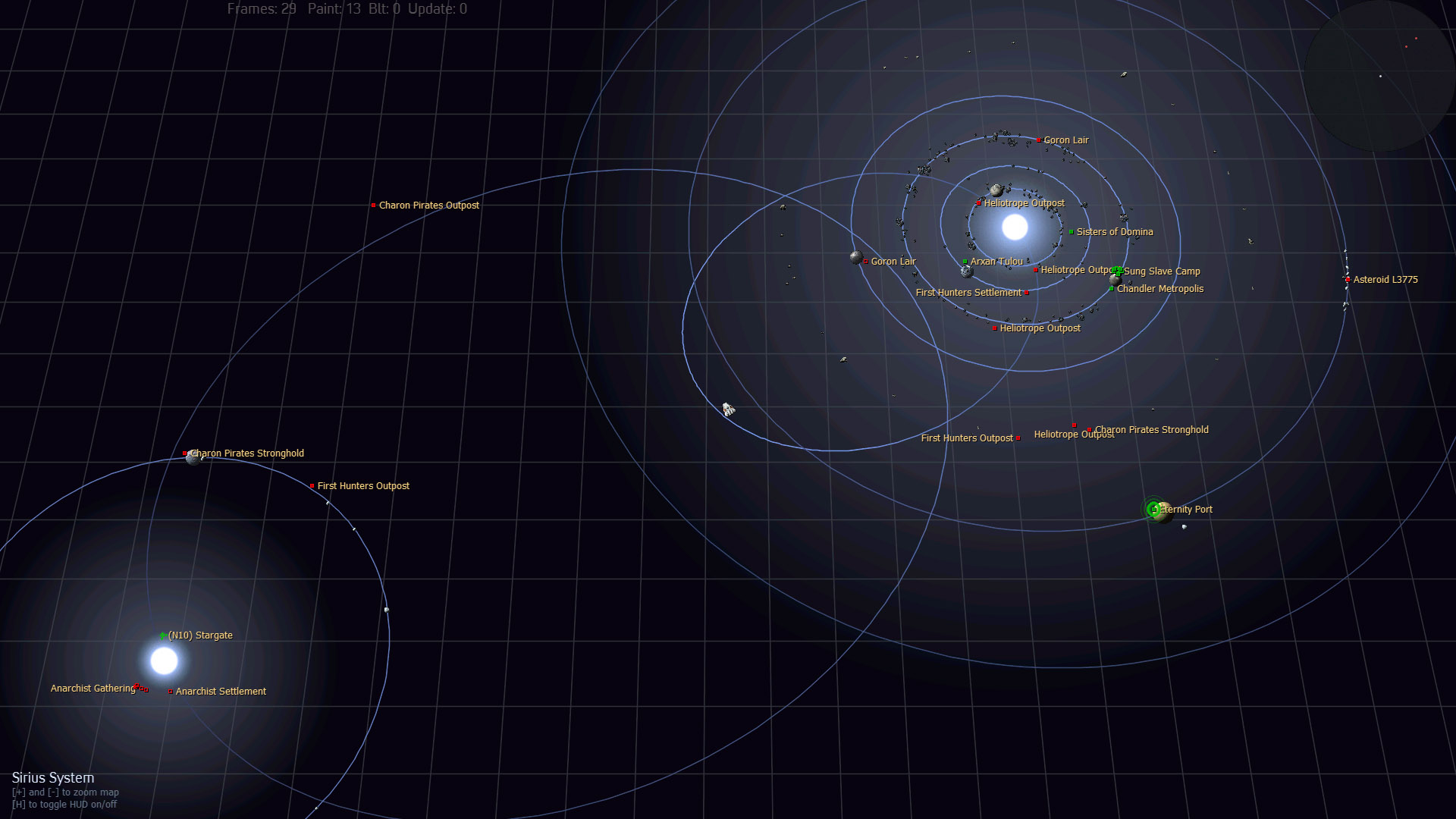 sirius sun orbits - photo #24